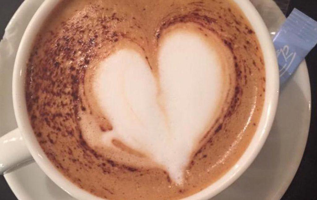Lekkere Italiaanse koffie